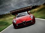 2009 Alfa Romeo 8C Competizione Wallpapers
