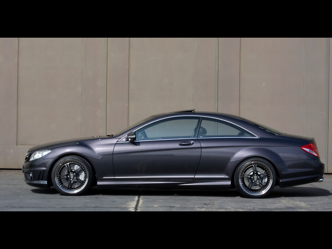 2009 Kicherer Mercedes Benz Cl 60 Coupe Wallpapers By Cars