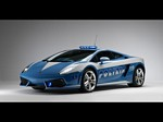 2009 Lamborghini Gallardo LP560 4 Polizia Wallpapers