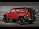 2008 Hummer H3 Alpha Four Wheel Trailhugger Wallpapers