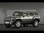 2008 Hummer H3 X Concept Wallpapers