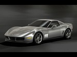 2009 C3R Retro Corvette Stingray Design Update Wallpapers