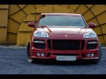 2009 Edo Competition Porsche Cayenne GTS Wallpapers