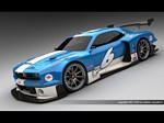 2009 Dodge Challenger Le Mans Concept Bo Zolland Wallpapers
