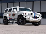 2009 GeigerCars Hummer H3 V8 Kompressor Wallpapers