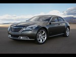 2009 Chrysler 200C EV Concept Wallpapers