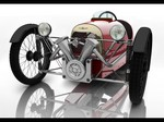 2009 Morgan SuperSport Junior Pedal Car Wallpapers