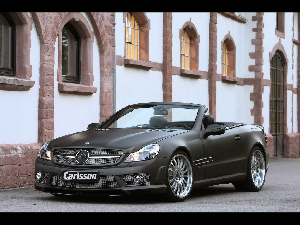 2009 Carlsson Noble RS Mercedes-Benz S Class Wallpapers