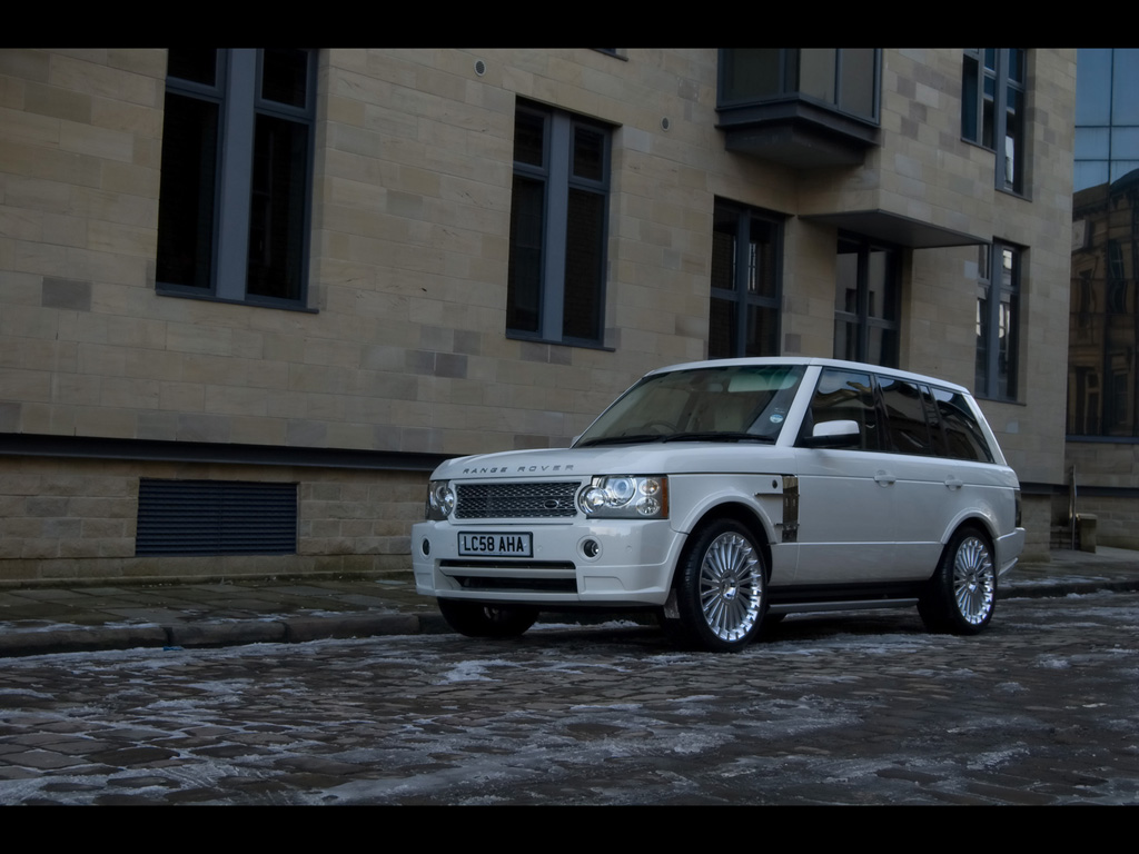 2009 Project Kahn Range Rover Vogue Wallpapers By Cars