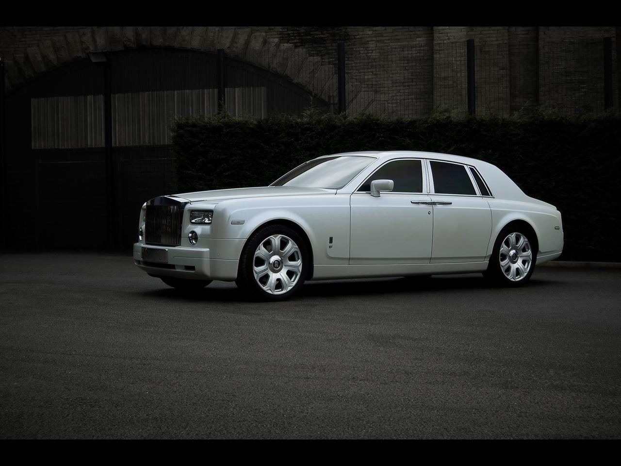 2009 Project Kahn Rolls Royce Phantom Wallpapers By Cars Wallpapers Net