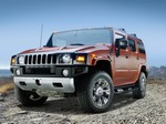 2009 Hummer H2 Black Chrome Limited Edition Wallpapers