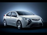 2009 Opel Ampera Concept Wallpapers