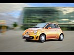 2009 Rinspeed E2 based on Fiat 500 Abarth Wallpapers