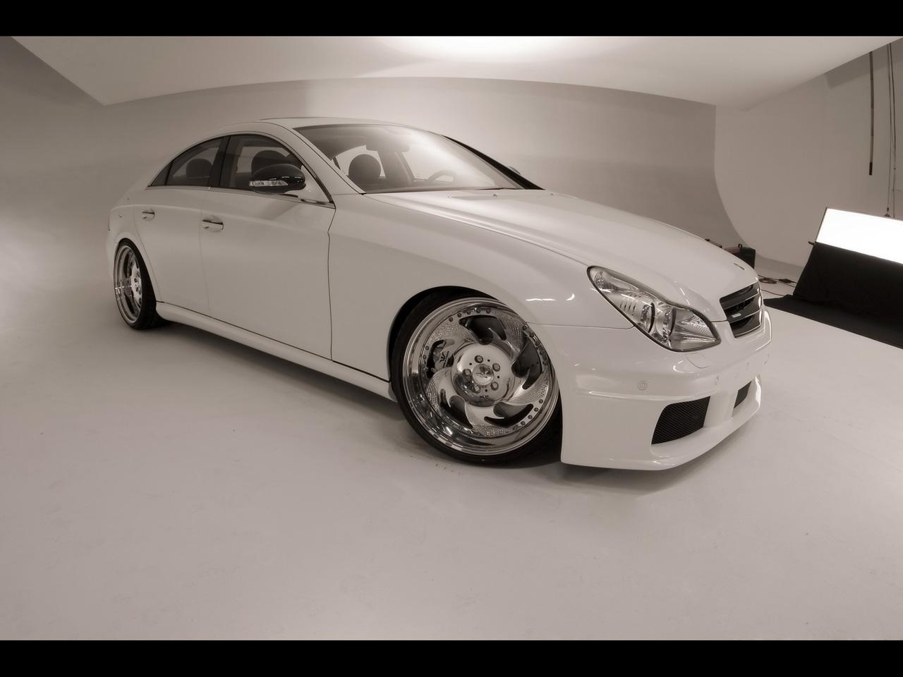 2009 Wheelsandmore Mercedes Benz CLS Wallpapers