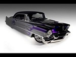 1956 Cadillac Firemaker Custom by Pfaff Designs Wallpapers