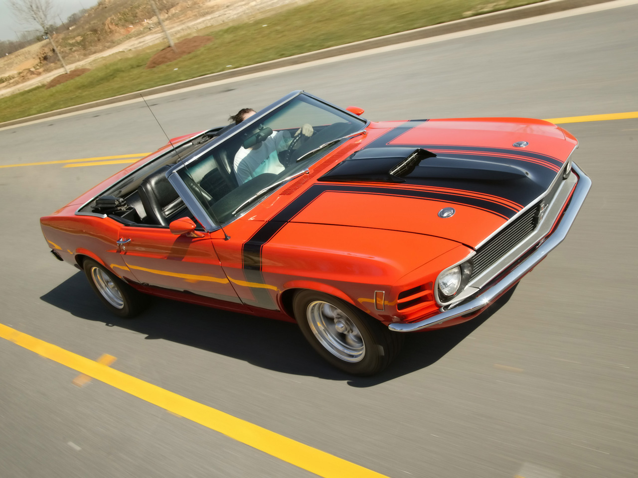 1970 ford mustang of chris stephens wallpapers by cars. Black Bedroom Furniture Sets. Home Design Ideas