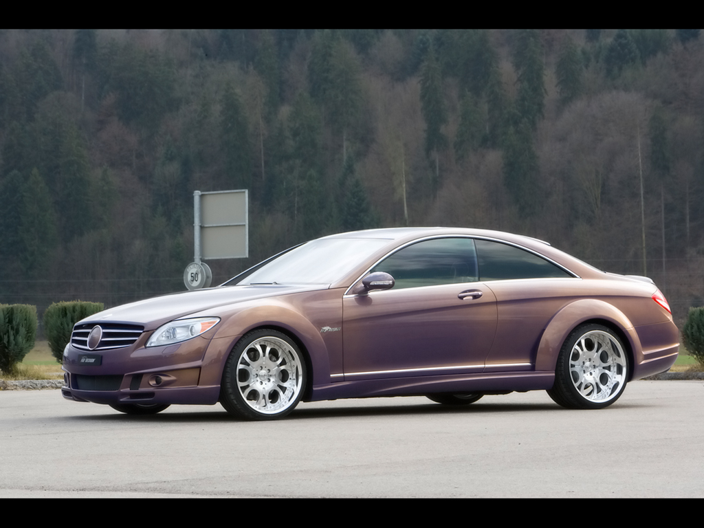 2009 fab design mercedes benz cl widebody wallpapers by for 2009 mercedes benz cl550