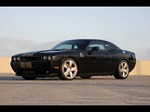 2009 Hurst Hemi Dodge Challenger Wallpapers