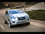 2009 Hyundai Nuvis Concept Wallpapers