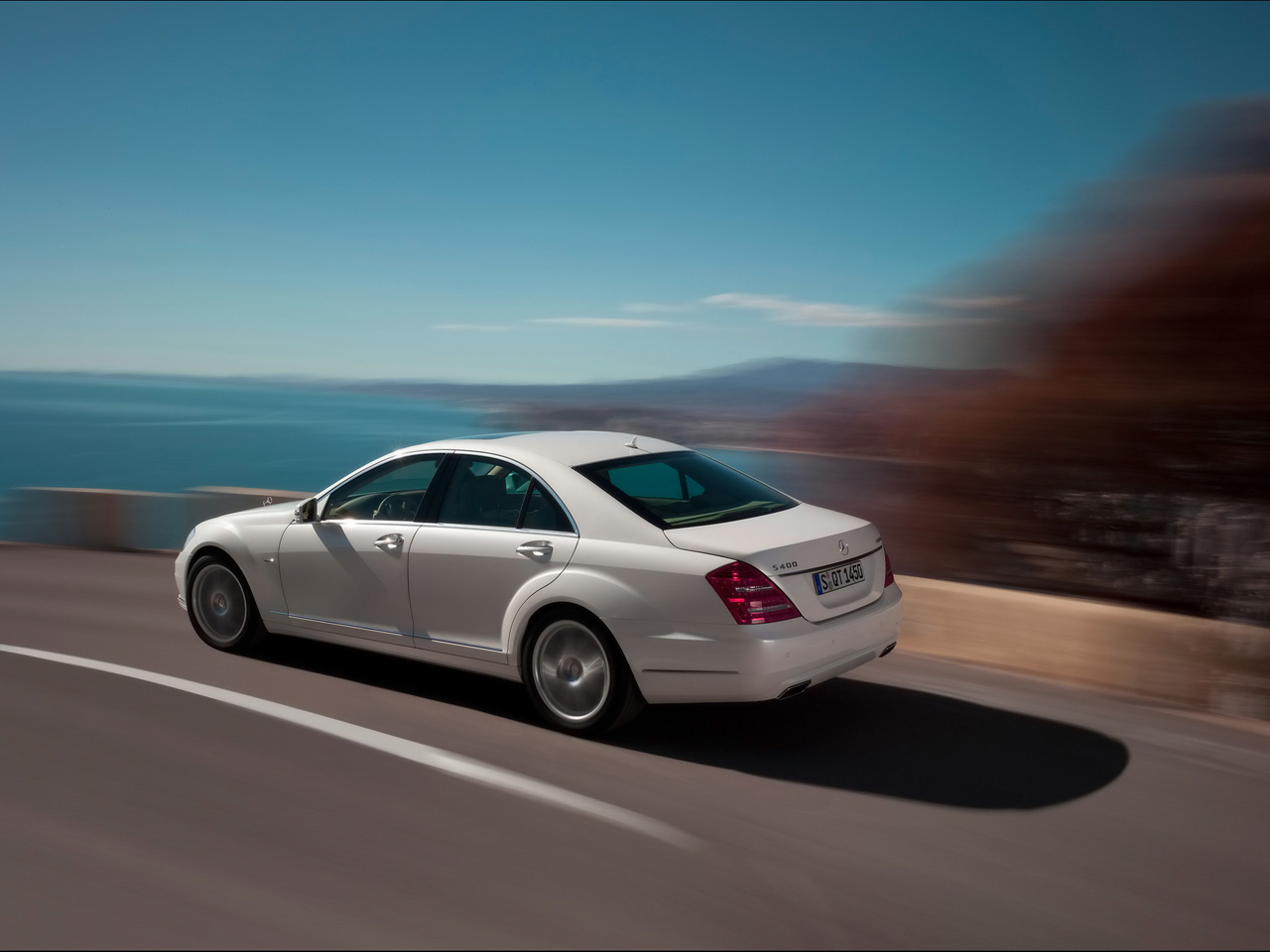2009 mercedes benz s class wallpapers by cars for Mercedes benz s class 2009
