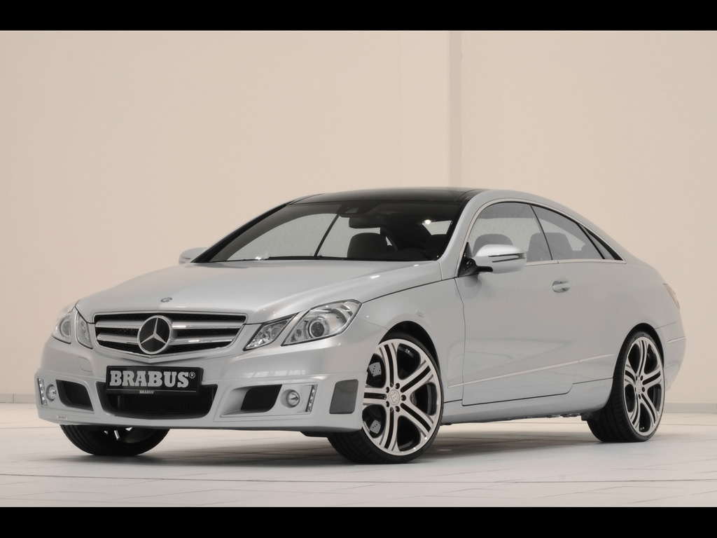 Brabus wallpapers by cars part 2 for Mercedes benz s class 2009
