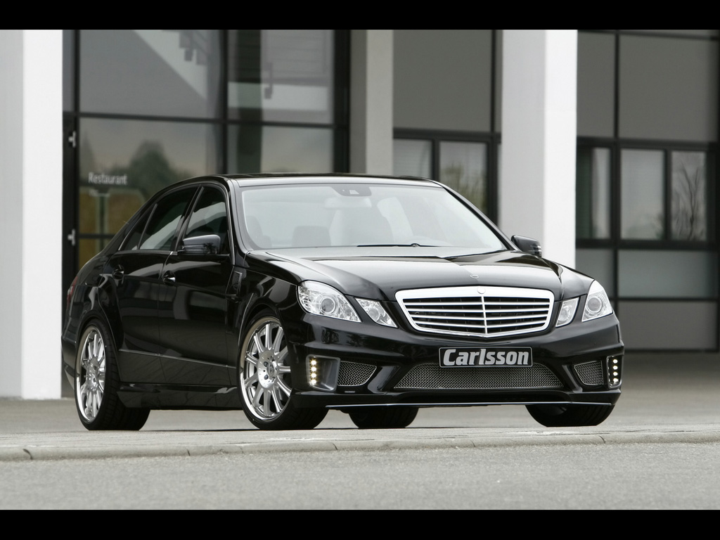 2009 carlsson mercedes benz e class wallpapers by cars for Mercedes benz 2009 e class