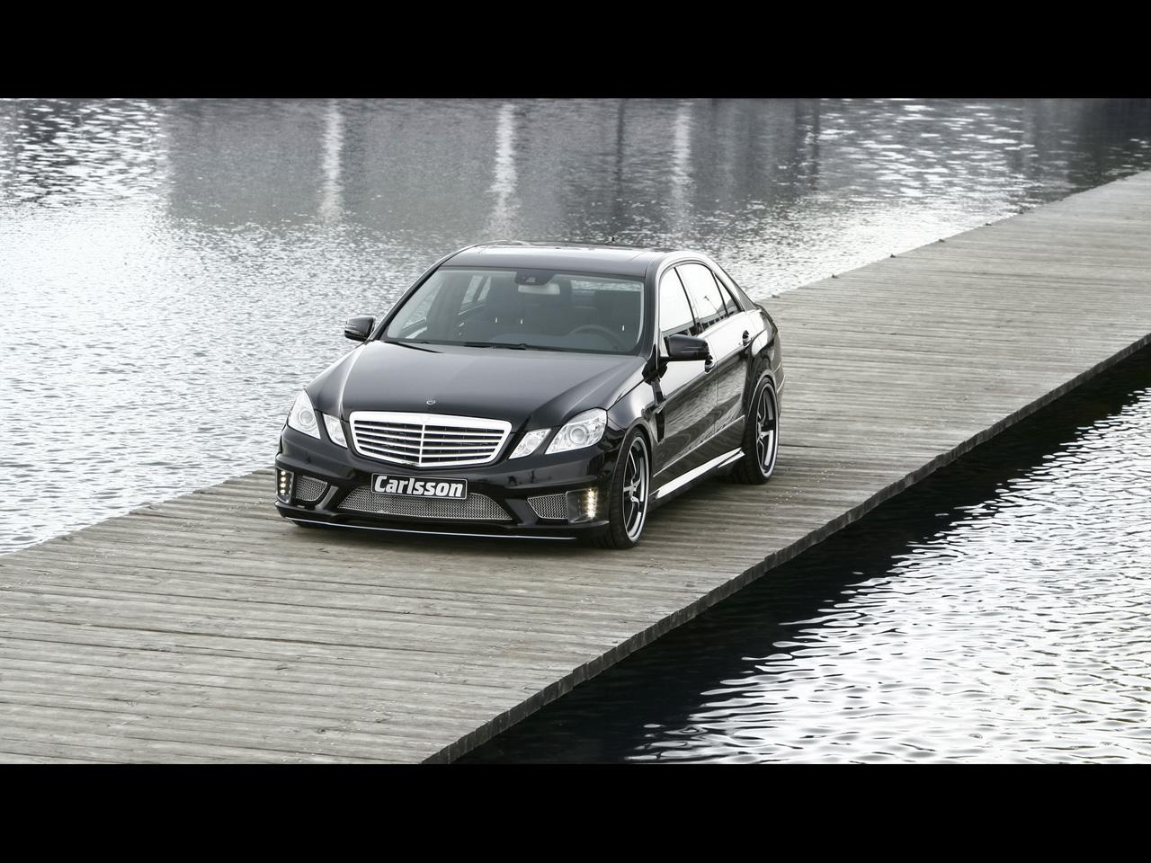 2009 Carlsson Mercedes Benz E Class Wallpapers