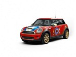 2009 George Harrison Mini Cooper S Wallpapers