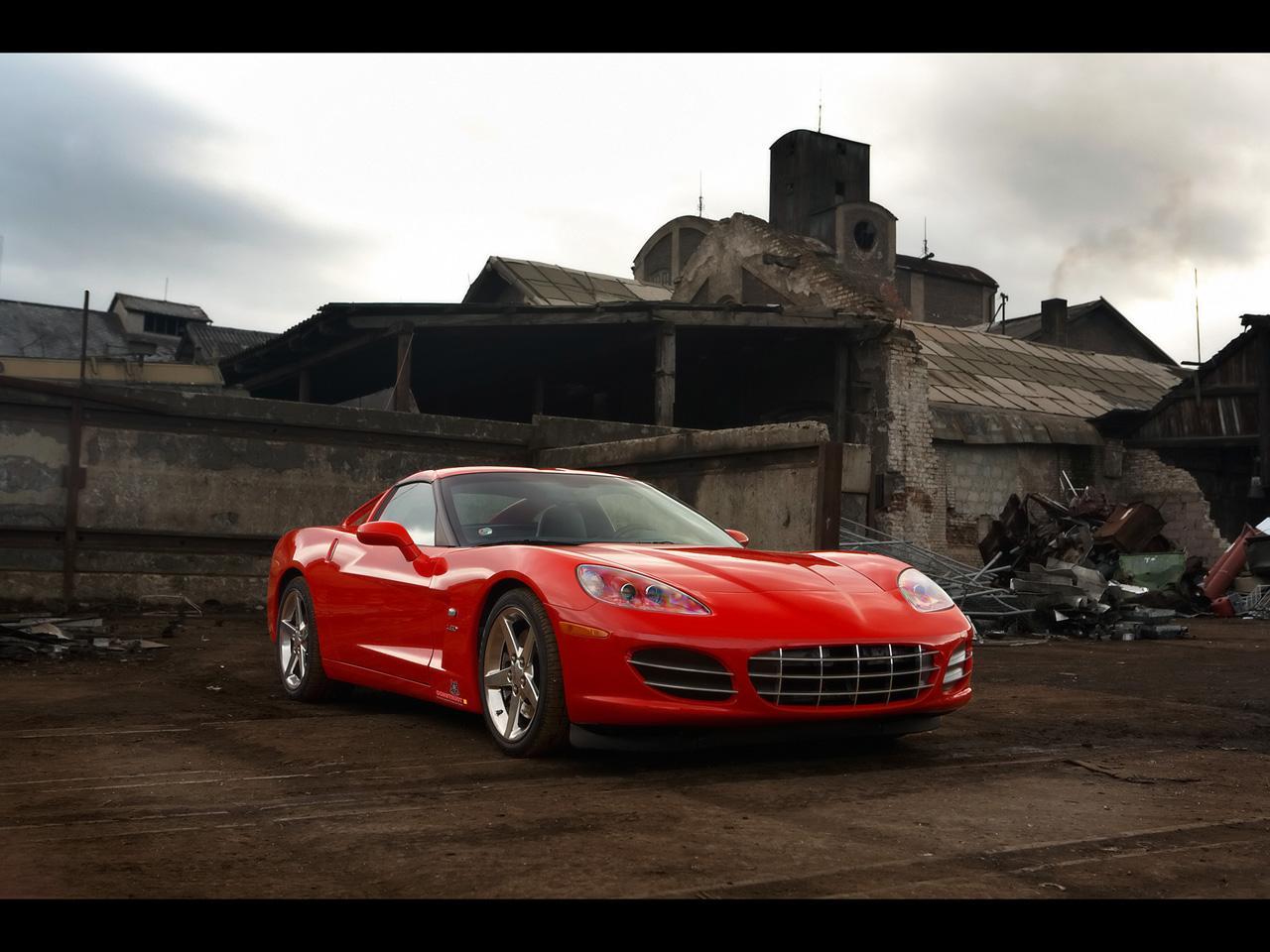 Corvette wallpapers by cars - Corvette c6 wallpaper ...