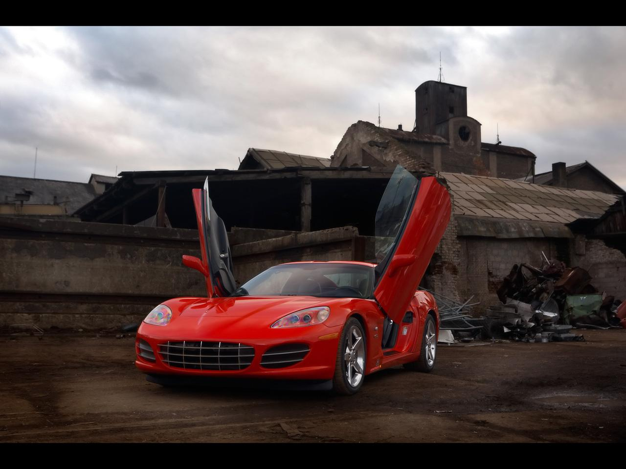 2009 Innotech Corvette C6 Wallpapers By Cars Wallpapers Net