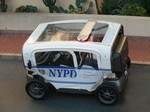 2008 Venturi Eclectic Concept NYPD Wallpapers