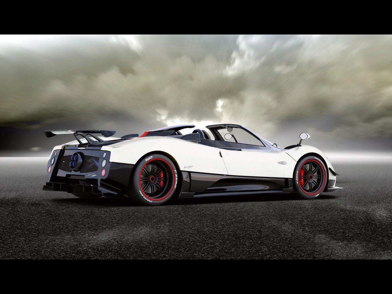 2009 Pagani Zonda Cinque Roadster Wallpapers By Cars Wallpapers Net