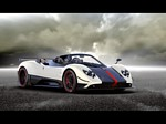 2009 Pagani Zonda Cinque Roadster Wallpapers