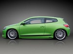 2010 JE Design Volkswagen Scirocco Wallpapers