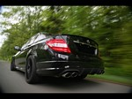 2009 Edo Competition Mercedes Benz C63 AMG Wallpapers