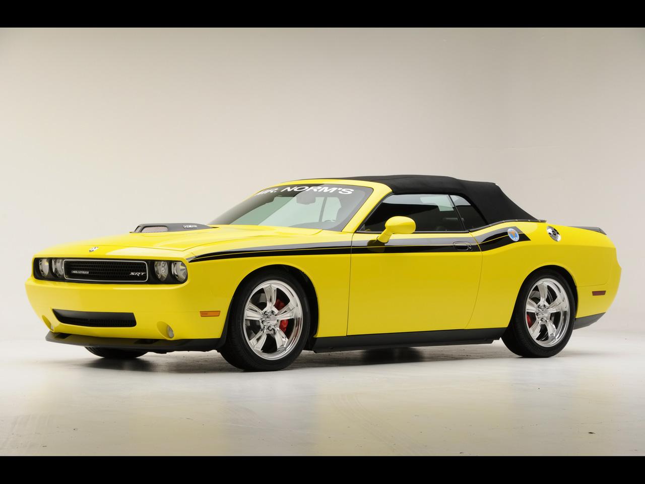 Dodge Challenger Cuda Convertible Concept | 2017 - 2018 Best Car ...