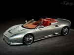 2009 Spyker C8 Aileron Spyder Prototype Wallpapers