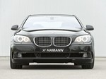2009 Hamann BMW 7 Series F01 and F02 Wallpapers