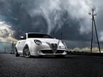 2010 Alfa Romeo MiTo MultiAir Quadrifoglio Verde Wallpapers