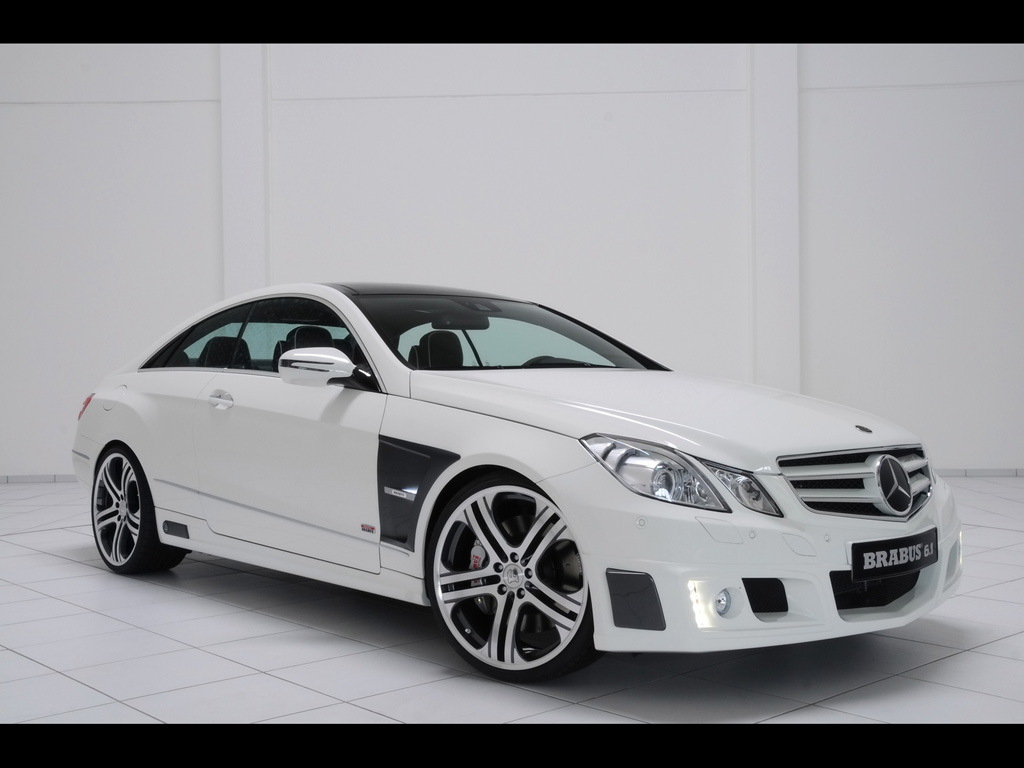 2010 brabus mercedes benz e class coupe wallpapers by cars. Black Bedroom Furniture Sets. Home Design Ideas