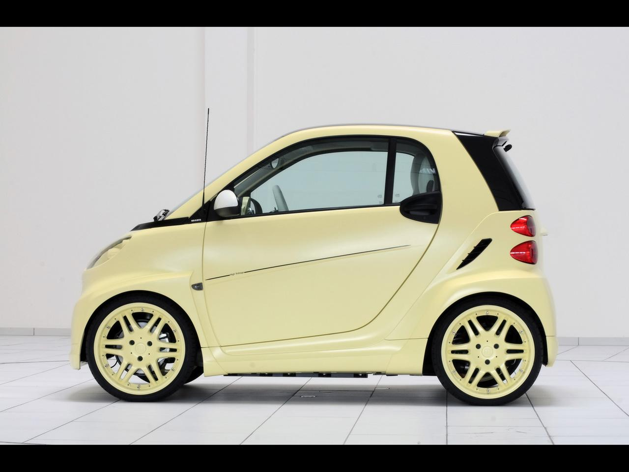 2010 brabus smart fortwo ultimate high voltage wallpapers by cars. Black Bedroom Furniture Sets. Home Design Ideas
