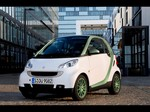 2010 Smart Fortwo Edition Electric Drive Wallpapers