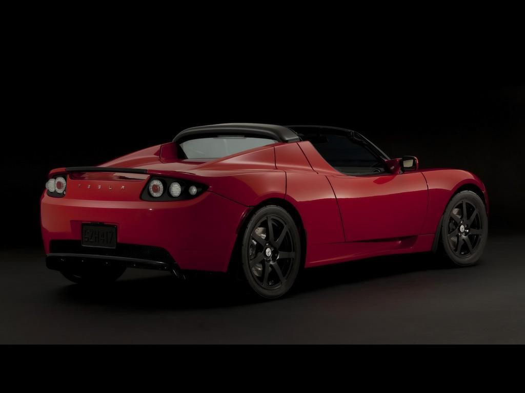 2010 Tesla Roadster Sport Wallpapers