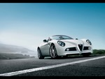 2009 Alfa Romeo 8C Spider Wallpapers