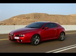 2009 Alfa Romeo Brera Wallpapers