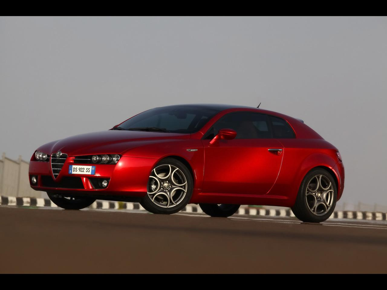 2009 alfa romeo brera wallpapers by cars. Black Bedroom Furniture Sets. Home Design Ideas