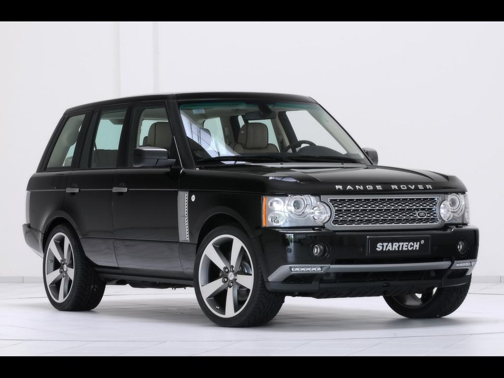 2009 startech land rover range rover wallpapers by cars. Black Bedroom Furniture Sets. Home Design Ideas