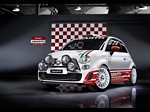 2010 Abarth 500 R3T Wallpapers