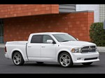 2009 Dodge Ram Bianco Wallpapers