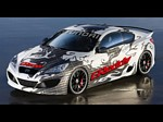 2009 GReddy X Gen Street Hyundai Genesis Coupe Wallpapers